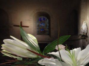 L'entretien et le fleurissement de l'église