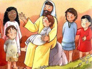 La Liturgie de la Parole pour les enfants